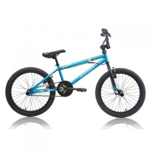 Vélo Décathlon BMX UP +Blue