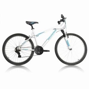 Vélo Décathlon VTT ROCKRIDER 5.1 blanc