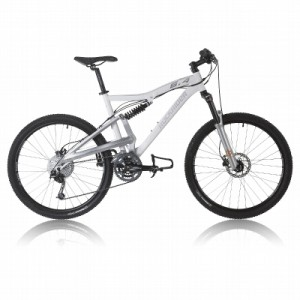 Vélo Décathlon VTT Rockrider 6.4 tout suspendu