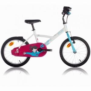 Vélo Décathlon enfant 16 pouces CAM&LITI