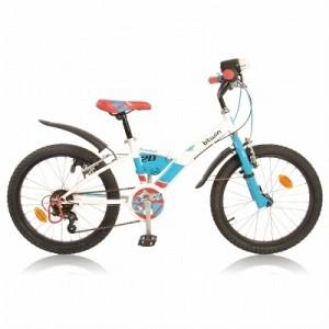 Vélo Décathlon enfant 20 pouces RACING BOY 5