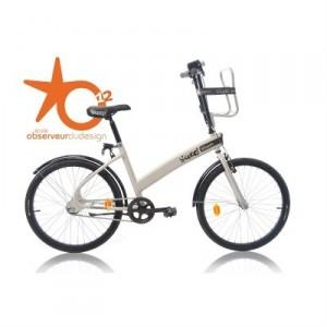 Vélo Décathlon B'coo0l Automatique Beige