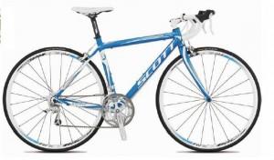 Vélo femme Route Contessa 35 Speedster de Scott