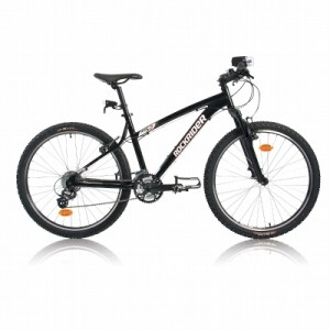 Vélo Décathlon VTT Rockrider 5.2 Noir