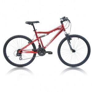 Vélo Décathlon VTT Rockrider 6.0 tout suspendu