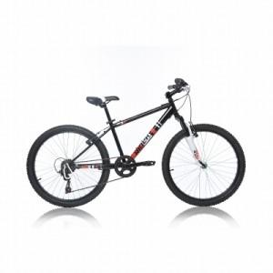 Vélo Décathlon VTT enfant 24 pouces RR 5 noir