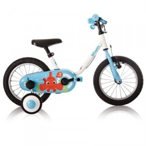 Vélo Décathlon enfant 14 pouces AQUA