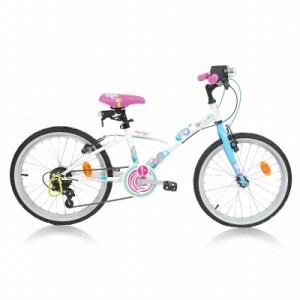 Vélo Décathlon enfant 20 pouces MISTIGIRL 3