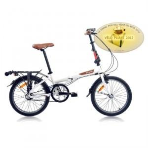 Vélo Décathlon pliant Hoptown 7