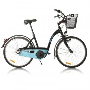 Vélo Décathlon ville Elops 5
